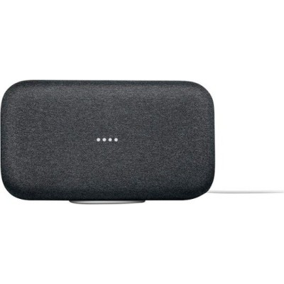 Home Max - Smart Speaker with Google Assistant - Charcoal