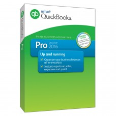 QuickBooks Pro - 1 User - 1 Year