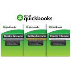 QuickBooks Enterprise Silver - 1 Year