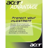 Acer - Extended service agreement - parts and labor - 3 years