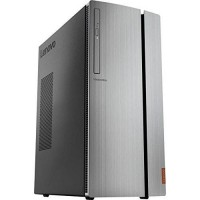 2017 Lenovo IdeaCentre 720 Desktop Computer, Intel Quad-Core i5-7400 processor up to 3.5GHz, 8GB DDR3 RAM, 1TB 7200RPM HDD, NVIDIA GeForce GT 730, Bluetooth 4.0, USB 3.0, HDMI, DVD, Windows 10 Black