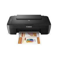 Canon PIXMA MG2525 - Multifunction printer - color - ink-jet - 8.5 in x 11.7 in (original) - Legal (media) - up to 8 ipm (printing) - 60 sheets - USB 2.0 with Canon InstantExchange