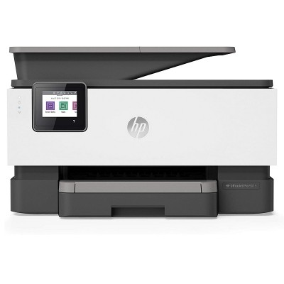 HP - OfficeJet Pro 9015 All-In-One Instant Ink Ready Printer - Gray