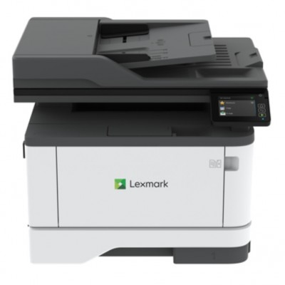 Lexmark MX431adw - Multifunction printer - B/W - laser - 8.5 in x 14 in (original) - A4/Legal (media) - up to 38 ppm (copying) - up to 42 ppm (printing) - 350 sheets - 33.6 Kbps - USB 2.0, LAN, Wi-Fi with 1 year Advanced Exchange Service