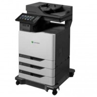 Lexmark CX825dtfe - Multifunction printer - color - laser - Legal (8.5 in x 14 in) (original) - A4/L