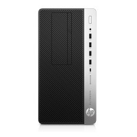 HP EliteDesk 705 G4 Microtower PC (4HY66UT)