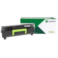 Lexmark - Black - original - toner cartridge LCCP, LRP - for Lexmark MS321, MS421, MS521, MS621, MS622, MX321, MX421, MX521, MX522, MX622