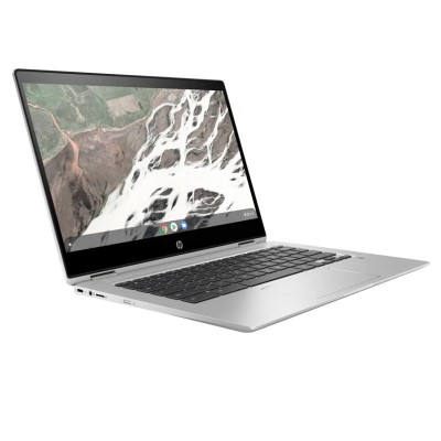 "HP Chromebook x360 14 G1 - Flip design - Core i7 8565U / 1.8 GHz - Chrome OS 64 - 16 GB RAM - 64 GB eMMC - 14"" IPS touchscreen 1920 x 1080 (Full HD) - UHD Graphics 620"