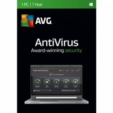 AVG ANTIVIRUS, 1 USER 1 YEAR