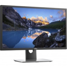 "Dell UltraSharp UP2718Q - LED monitor - 27"" (27"" viewable) - 3840 x 2160 4K - IPS - 400 cd/m² - 1000:1 - 6 ms - 2xHDMI (MHL), DisplayPort, Mini DisplayPort - for Latitude 7400 2-in-1; XPS 13 9380, 15 9570, 15 9575 2-in-1"