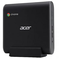 Acer Chromebox CXI3 - Mini PC - 1 x Celeron 3867U / 1.8 GHz - RAM 4 GB - SSD 32 GB - HD Graphics 610 - Chrome OS