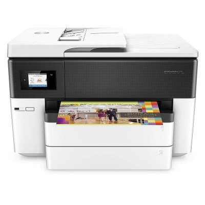 HP OfficeJet Pro 7740 Color Inkjet All-In-One Printer (G5J38A)