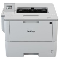 Brother HL-L6400DW - Printer - monochrome - Duplex - laser - A4/Legal - 1200 x 1200 dpi - up to 52 p