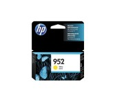 HP 952 - 10 ml - yellow - original - blister - ink cartridge - for Officejet Pro 82XX, 87XX