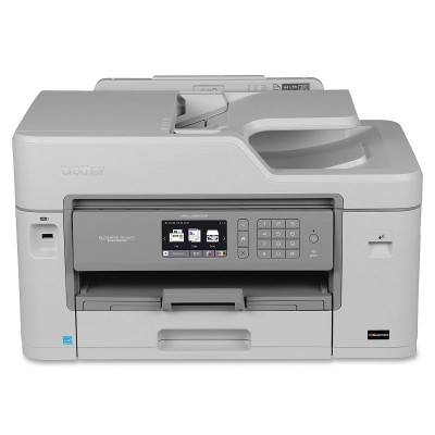 Brother Inkvestment Business Smart Plus Mfc-J5830Dw - Multifunction Printer - Color