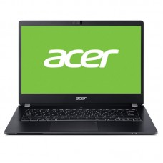 "Acer TravelMate P614-51-7294 - Core i7 8565U / 1.8 GHz - Win 10 Pro 64-bit - 16 GB RAM - 512 GB SSD - 14"" IPS 1920 x 1080 (Full HD) - UHD Graphics 620 - Black"