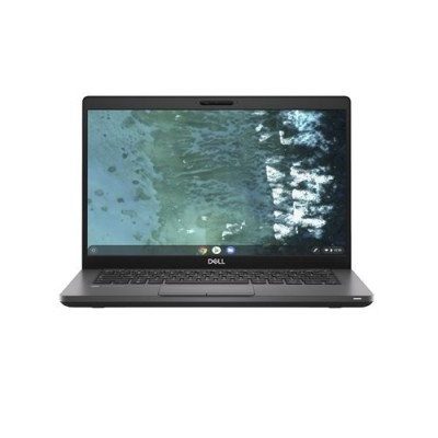 "Dell Latitude 5400 Chromebook Enterprise - Core i5 8265U / 1.6 GHz - Chrome OS - 8 GB RAM - 128 GB SSD NVMe, Class 35 - 14"" TN 1366 x 768 (HD) - UHD Graphics"