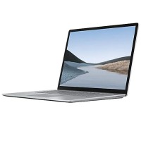 "Microsoft Surface Laptop 3 - Core i5 1035G7 / 1.2 GHz - Win 10 Pro - 8 GB RAM - 256 GB SSD NVMe - 15"" touchscreen - Iris Plus Graphics - Platinum"