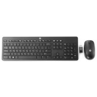 HP Slim - Keyboard and mouse set - wireless - 2.4 GHz - US - Smart Buy - for EliteBook 83X G7, 84X G7, 85X G7; EliteBook x360; ZBook Create G7, Studio G7