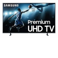 Samsung UN55RU8000FXZA Flat 55-Inch 4K 8 Series Ultra HD Smart TV with HDR and Alexa Compatibility