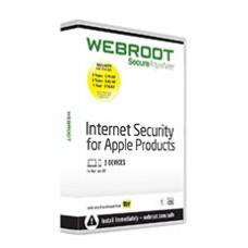 Webroot Internet Security for Apple Products